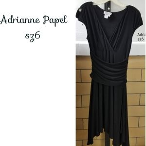 Adrianne Papel little black dresss